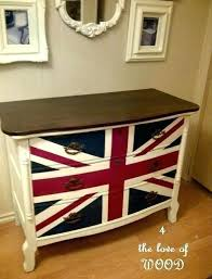 union jack furniture uk. Contemporary Jack Union Jack Furniture 4 The Love Of Wood Dresser In White  Throughout Union Jack Furniture Uk
