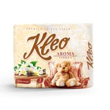 """<b>Бумага туалетная</b> """"Мягкий знак"""": <b>Kleo Aroma</b> трехслойная ваниль ..."""