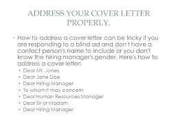 dear human resources cover letter cover letter dear sir or madam ideas collection dear whom may