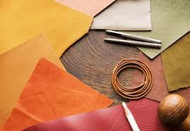 common types of leather used in leather journals