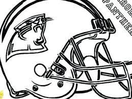 Nfl Helmet Coloring Pages Mtkguideme