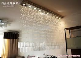 raindrop crystal chandeliers 90cm modern contemporary rain drop chandelier pendant lamp