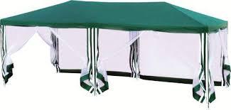 Садовый <b>шатер Green Glade 1056</b> 600 х 300 см - отзывы ...