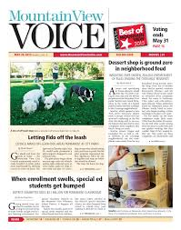Mountain View Voice May 29, 2015 by Mountain View Voice - issuu