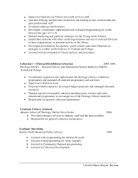Resume Review Hiring Librarians