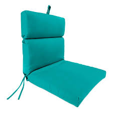 jordan manufacturing sunbrella 1 piece aruba patio chair cushion