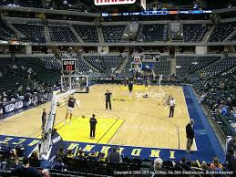 Conseco Fieldhouse Seating Chart View 51 Conclusive Bankers Life Field House Seating Chart