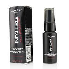 l oreal infalliable pro spray set makeup extender setting spray travel size loading zoom