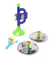 Купить Набор <b>музыкальных</b> инструментов, 4 предмета. TM ...