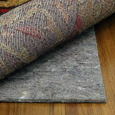 rug padding under your carpets