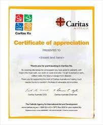 Image Result For Sample Certificate Of Appreciation Free