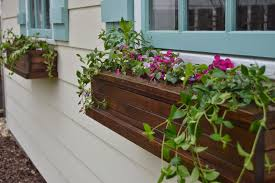 Build Window Box Get Ready For Spring With Window Boxes
