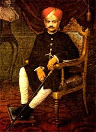 Small Picture Musings from Antique Origins Sir Mirza Mohammad Ismail KCIE