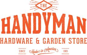 Handyman-Logo-Orange - Woodard Mercantile