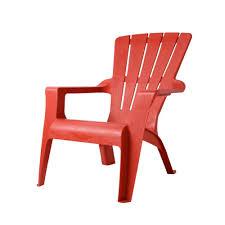generic unbranded chili patio adirondack chair