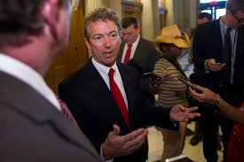 rand paul stalls patriot act nsa surveillance powers past renewal rand paul stalls patriot act nsa surveillance powers past renewal deadline washington times