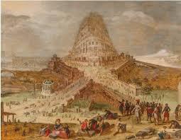Imagini pentru turnul babel unde se afla