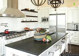 black white subway tiles granite countertops with cabinets kitchen backsplash ideas