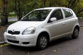 Toyota Vitz 2001 Repair Manual | User Guide