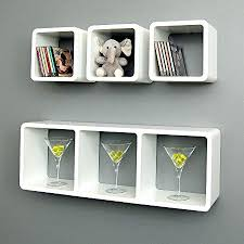 shelves to hang on wall extravagant hanging cube shelves incredible decoration wall shelf set way mounted