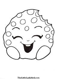 Small Picture Coloring Pages Cookie Coloring Sheet Free Download Cookie
