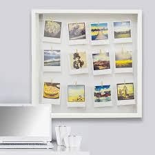 personalised photo peg frame