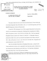 JAN 10 2011 CLERK OF COURT SUPREME COURT OF OHIO