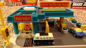 car wash works micro machines water works car wash hiways byways playset by