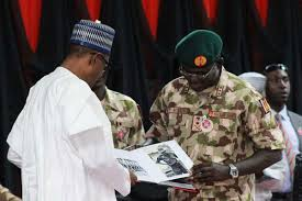 Image result for buhari boko haram