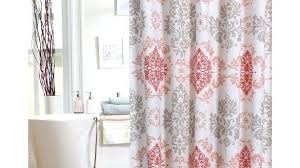 grey chevron shower curtains. Coral And Grey Shower Curtain Home Interior Rare  Garage Alluring Pink . Chevron Curtains