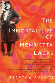tennessee w calls cervical cancer book pornographic ny   the immortal life of henrietta lacks is a biography of a w whose cervical