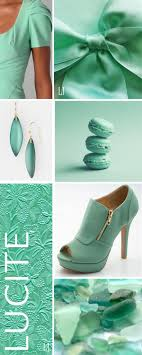 Pantone Lucite Green  Lu's Inspiration