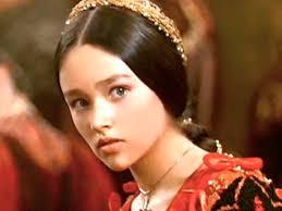 Juliet Capulet Montague 1968 Romeo And Juliet By