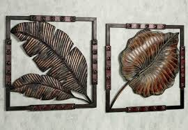 indoor and outdoor decorative metal wall art decor and sculptures regarding best and newest metal wall