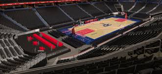Wizards To Debut Courtside Patio At Capital One Arena The