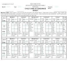 Teacher Record Receipt Attendance Book Template Sunday School Teacher