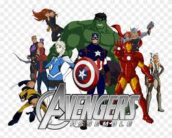 spiderman avengers cartoon spiderman avengers wolverine and the x men