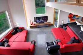 modern living room black and red. Like Architecture \u0026 Interior Design? Follow Us.. Modern Living Room Black And Red R