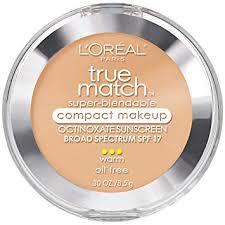 image unavailable image not available for color l oreal paris true match super blendable pact makeup