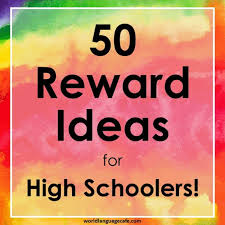 Positive Behavior Charts For Middle School Reward Ideas For High School Or Middle School Students