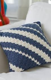 Free Crochet Pillow Patterns Unique Diagonal Pillow I Love Working The Diagonal Stitch And I Have No