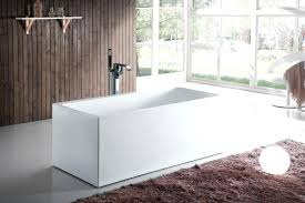 Rectangular Freestanding Bathtub Amaze Rectangular Freestanding Bathtub  Waterworks Empire Freestanding Rectangular Bathtub .