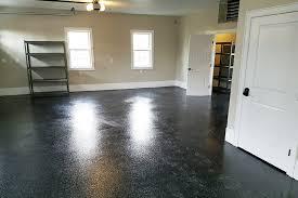 garage flooring concrete testing work from nuflorz near syracuse ny