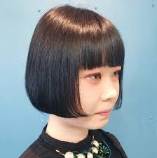 海外の女子が憧れる日本女子の誇る長さ別黒髪ストレートヘアスタイル