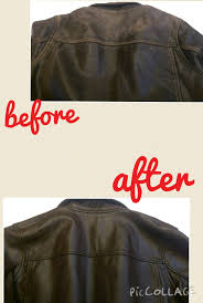 leather jacket repair london