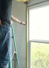 measuring for 1920s farmhouse window trim diy
