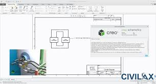 ptc creo schematics 4 0 civil engineering community ptc announced the release of the latest version of its creo schematics 4 0 is a comprehensive stand alone 2d diagramming solution for creating 2d