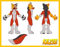 Fursona Design Ideas New Fursona Sheet Kazee By Kazee Fur Affinity Dot Net