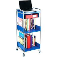 Image Mobile Folding Cart Staples Herzgruen