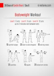 30 day home workout plan luxury 23 beginner fat loss workouts that you can do at